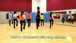 Better When I 39 m Dancin 39 Line Dance Dance Teach in English 中文