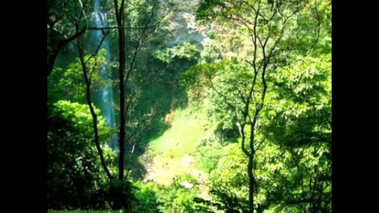 Curug Cimahi Jawa Barat Tempat Wisata Di Indonesia Youtube