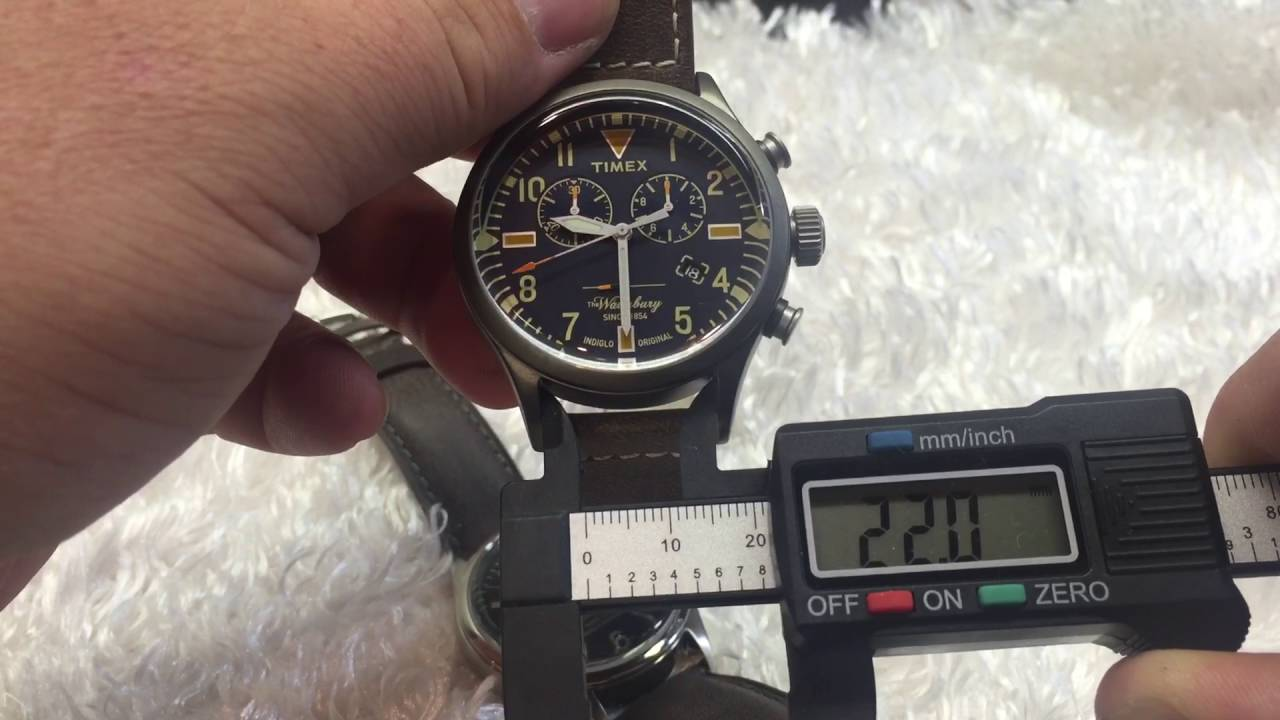 b775bbda06f6 Timex Waterbury - YouTube