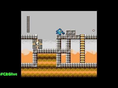 [TWITCH] Mega Man