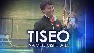 Tiseo returns to MSHS as new athletic director