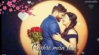 💕Chehre Me Tere |🌹 Female Version ☘️ Awesome 💖 video Status 🏵️For WhatsApp
