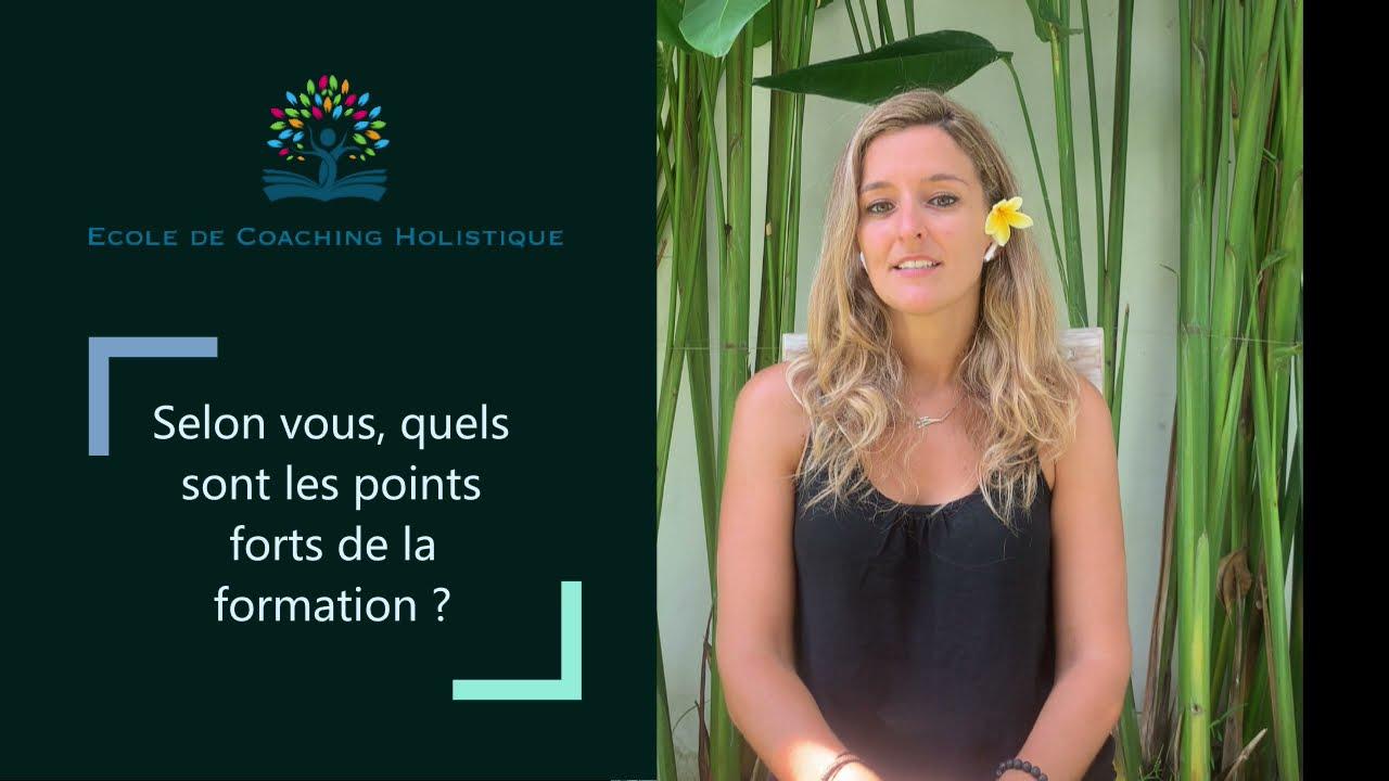 Stephanie Desquerre - Coach Holistique
