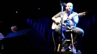 Mike Doughty - Unsingable Name, Live in San Francisco