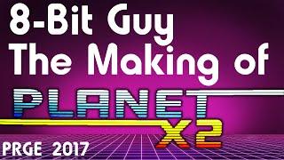 PRGE 2017 - The 8-Bit Guy David Murray - Portland Retro Gaming Expo 1080p