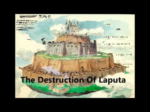 The Destruction Of Laputa (Choral Version)
