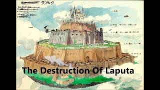 "This is the US version of the ""The Destruction Of Laputa (Choral Ve..."