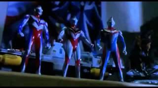 Video Ultraman Tiga, Dyna, Gaia - Macross Armageddon download MP3, 3GP, MP4, WEBM, AVI, FLV Desember 2017