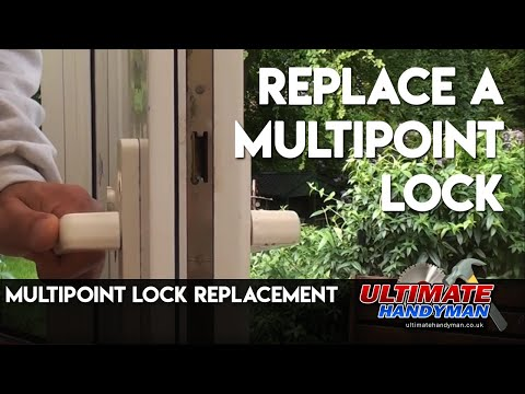 multipoint lock replacement