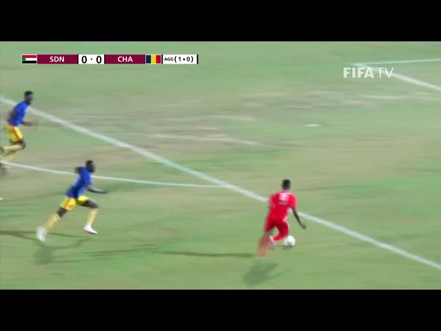 Sudan v Chad - FIFA World Cup Qatar 2022™ qualifier
