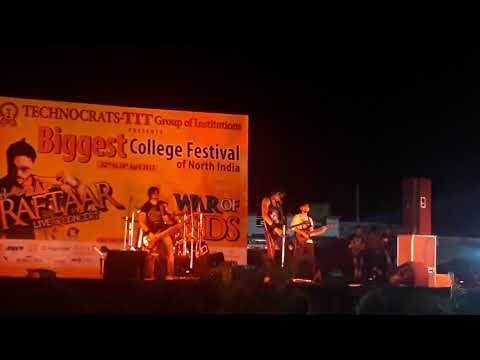 Biggest college festival in india bhopal  college tit largest band in india