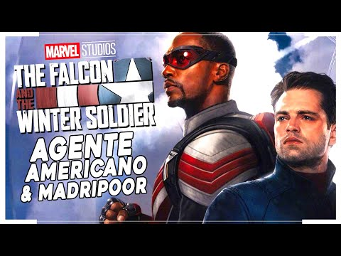 FALCÃO E SOLDADO INVERNAL | Série Disney Plus | Marvel