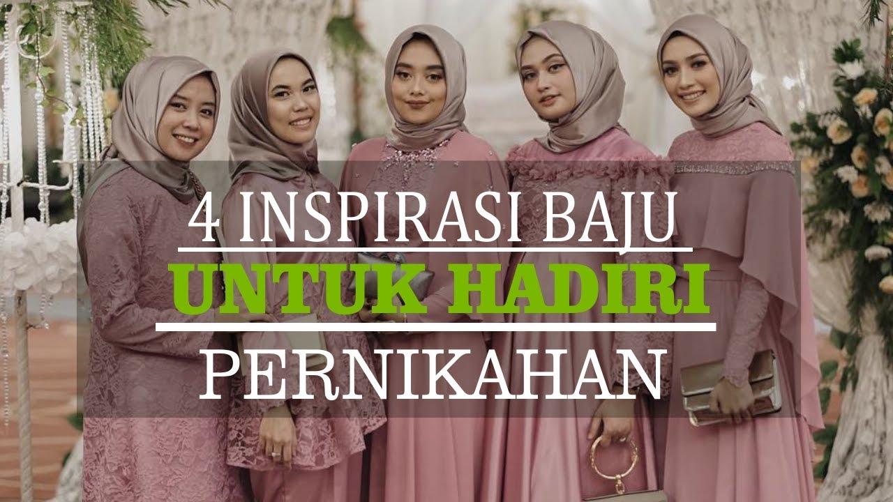 4 Inspirasi Pakaian Untuk Hadiri Acara Pernikahan Simple Namun