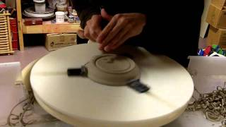 Pottery How To: Making a Spoon Rest