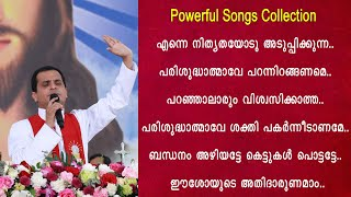 Fr Dominic Valanmanal Powerful Deliverance Songs Collection | Powerful Adoration Songs