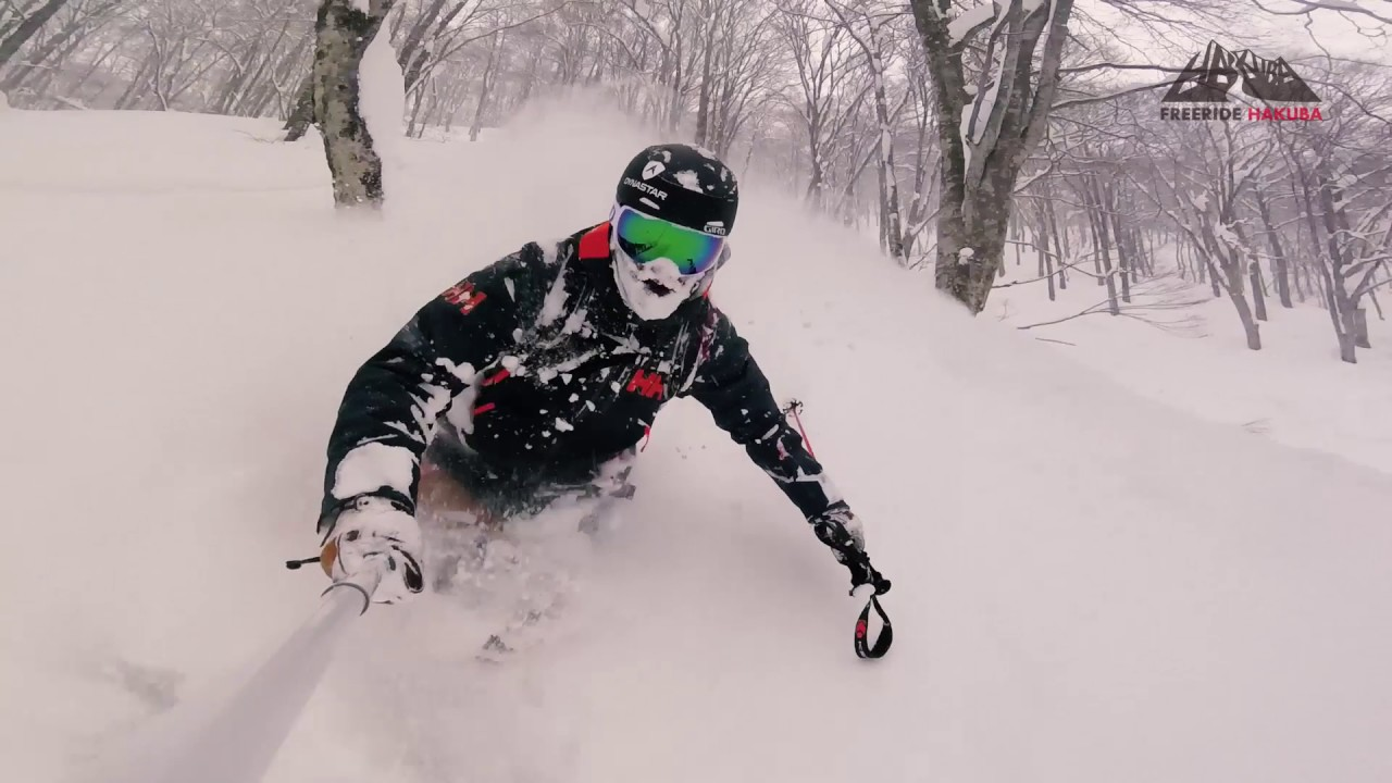Daily Journal - Freeride Hakuba 4* 2017 - FWQ17
