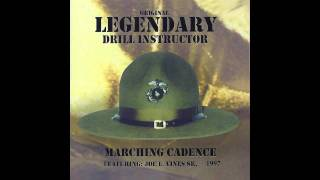 Marching Cadence | Original Legendary Drill Instructor