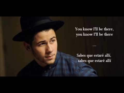 Nothing would be better - Nick Jonas    Lyrics [Español e Inglés]