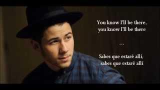 Nothing Would Be Better Nick Jonas Lyrics Espaol e Ingl s.mp3