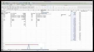 Wie zu Erstellen, X-und R-Diagrammen in Excel