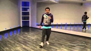 Видео урок танца в стиле Электро 3 (Сэм Захаров)