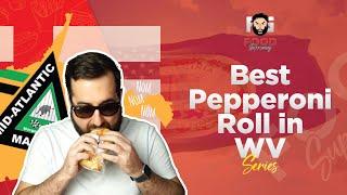 Best Pepperoni Roll in West Virginia Series  MidAtlantic Market