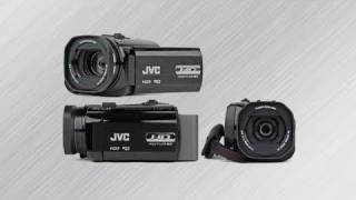 JVC Everio GZ-HD6 Camcorder Test - x.v.Color Exclusive!