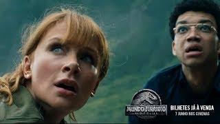"""Mundo Jurássico: Reino Caído"" – Spot Tempo (Universal Pictures Portugal) | HD"