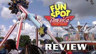Fun Spot America Review Kissimmee, Florida