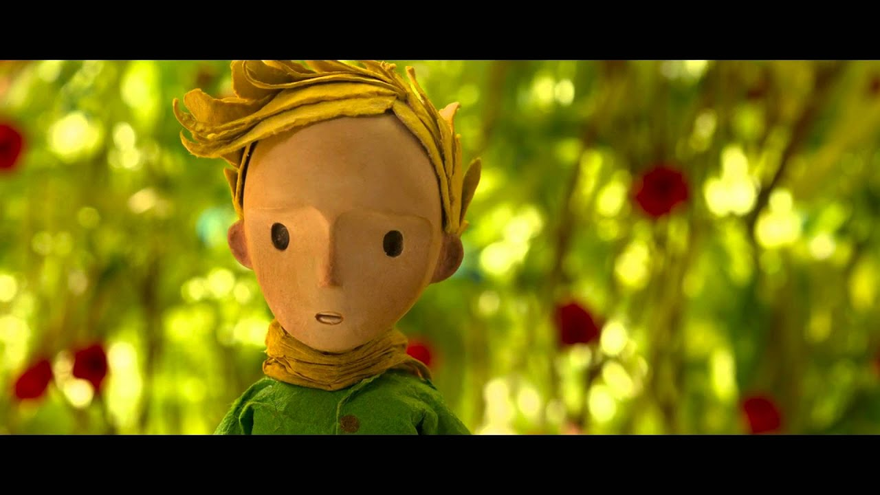 Le Petit Prince Quote Wallpaper Little Prince 2015 Rose Scene Youtube