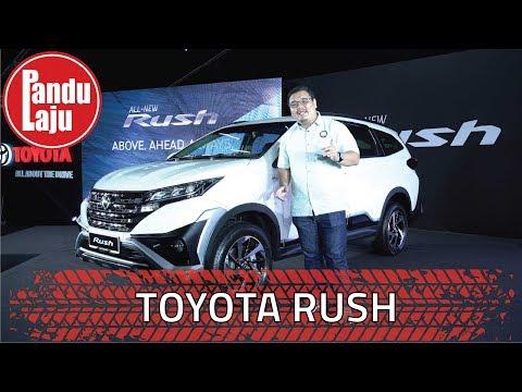 Toyota Rush 7-Tempat Duduk Kini Di Malaysia - Harga Bermula RM93k