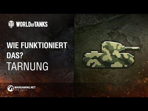 Alles über Tarnung! Teil 1 [World of Tanks Deutsch] thumbnail