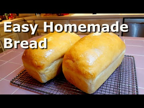 homemade-bread-for-beginners---easy