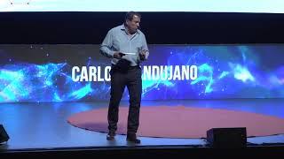 Carlos  Mandujano. Cuarto de Guerra. GOVTECH 2018