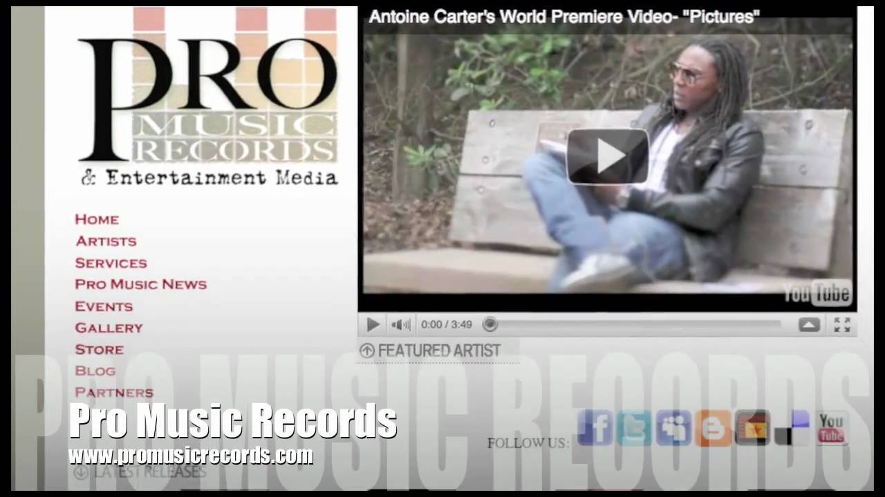 Pro Music Records, Los Angeles, California, Music Promotion, Promote