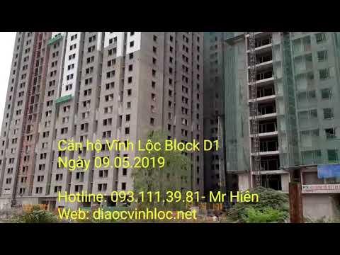 Căn hộ Vĩnh Lộc Block D1 ngày 09.05.2019