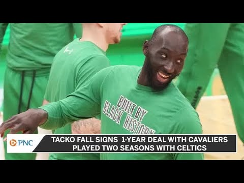 Tacko Fall Reportedly Signs One-Year, Non-Guaranteed Contract ...