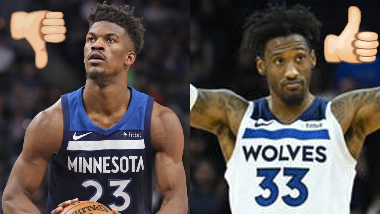 e17cd70b3d21 Why The Timberwolves Are Better Without Jimmy Butler - YouTube