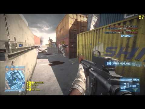 Battlefield 3-PC Gameplay-Intel HD 4000 Graphics-i5-3570k