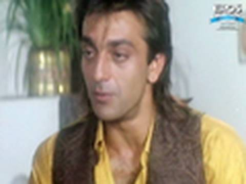 Salman and Sanjay love the same girl - Saajan
