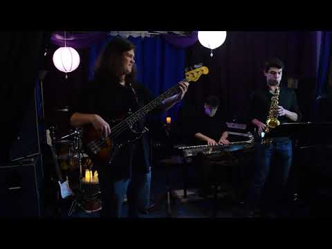 Frost school of music jazz bass prescreen: Voyage-  Kenny Barron