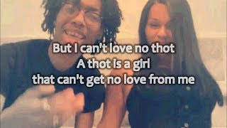 Lil Tecca - Love No Thot (LYRICS)