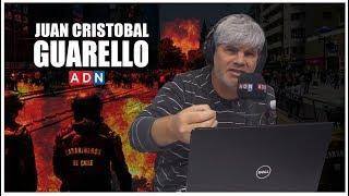 Guarello SIN FILTRO: volvió a hablar de la crisis social Chilena - Los tenores 2019