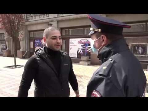Как в Крыму штрафуют за нарушение самоизоляции