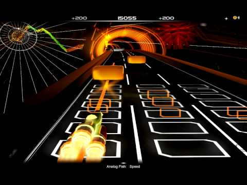 Audiosurf-Analog Fish-Speed. Mono Pro