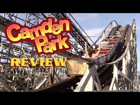 Camden Park Review Huntington, West Virginia Amusement Park