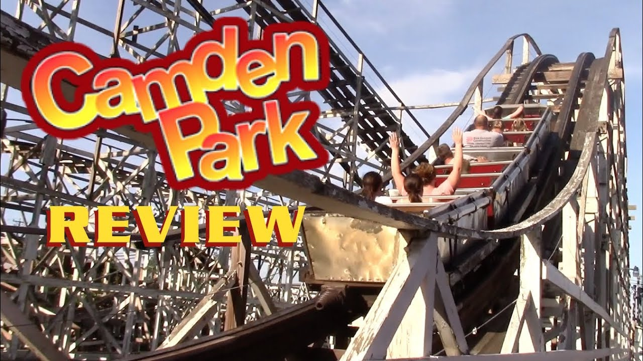 Camden Park Review Huntington West Virginia Amusement Park Youtube