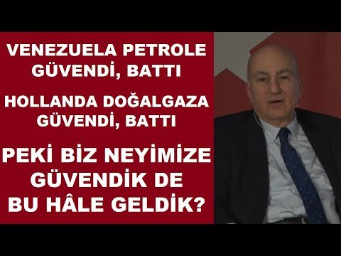Mahfi Eğilmez - Türkiye neyine güvendi de bu hâle geldi?