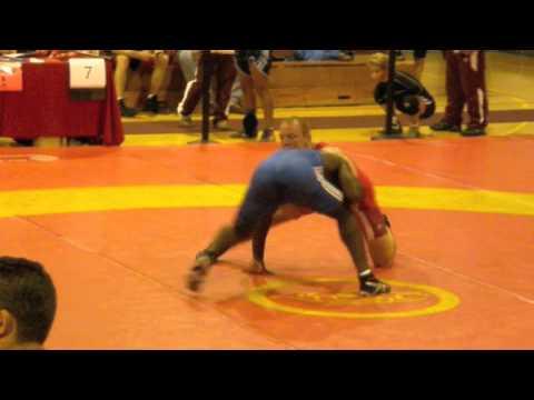 2009 Canada Cup: 84 kg Travis Cross vs. Danny Brown