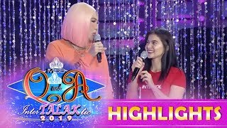It's Showtime Miss Q & A: Anne doesn't discuss baby names with Erwan